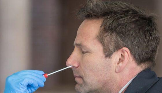 PCR-COVID-Test
