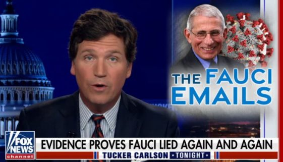 Tucker Carlson - Fauci Emails